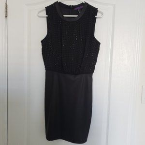 3/$25 NWOT Forever 21 Sequin Faux Leather Dress